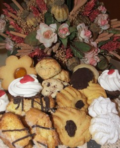 frolla montata, cup cakes...